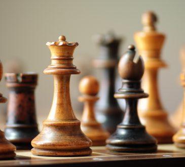 64-bit Game of Chess