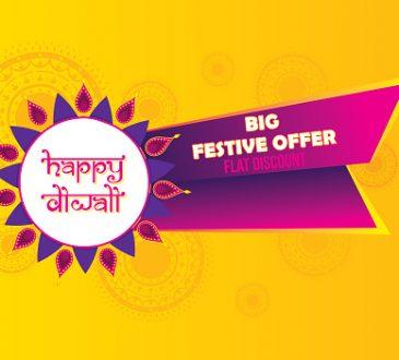 Raining Discounts This Diwali